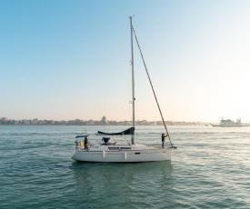 Barca a Vela a Venezia - 5 minuti dalla Biennale