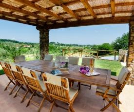 San Leonardo Villa Sleeps 10 Pool Air Con WiFi