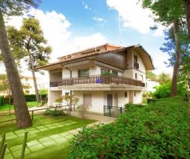 Appartamenti in Villa Lugnan