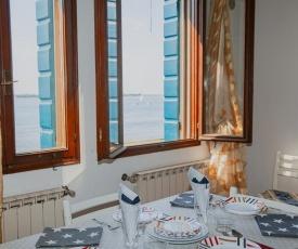 Appartment Venice Elena Lagoon View